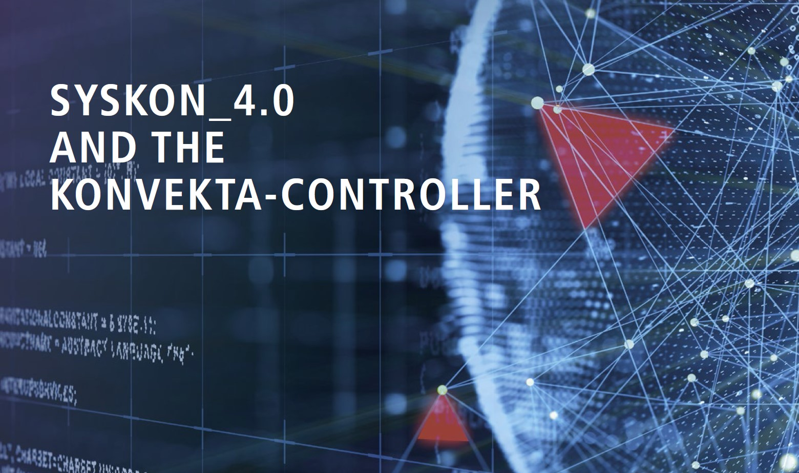 Syskon_4.0 and Konvekta-Controller